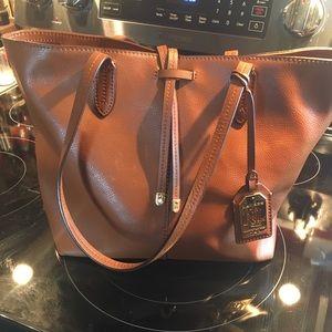 Handbags - Ralph Lauren Tote